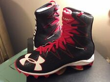 NEW Under Armor Shoes Boys Kleets And Spikes UA Highlight RM Jr. size 5.5Y