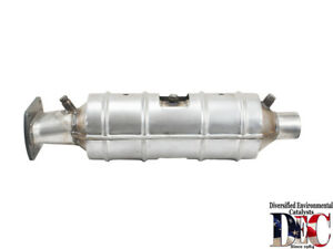 Catalytic Converter   DEC Catalytic Converters   FOR951102T