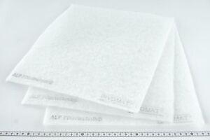 1x2 m Filter ca. 1-3 mm 50g /m² Filtermatte ePM10 zum Schneiden Nähen waschbar