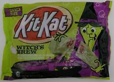 NEW KIT KAT WITCH'S BREW CRISP WAFERS SNACK SIZE 9.8 OZ BAG FREE WORLD SHIPPING