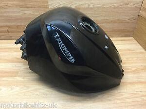 Triumph Daytona 600 650 2005 Fuel / Petrol Tank Black T2400654