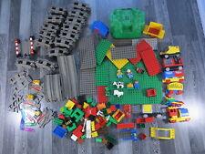 LEGO DUPLO Eisenbahn/Zug Konvolut/Sammlung 46-Kurven,26-Gerade, uvm über 7,4 kg