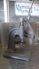 John Hunt  Medium Champion pie machine,refurbished.Dies available in my ebay