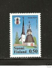 FINLAND # 505 MNH Tornio Church