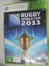 rugby world cup 2011 xbox 360