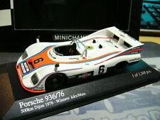 PORSCHE 936 /76 Dijon 500km Winner Martini 1976 #6 Ickx Mass Minichamps PM 1:43