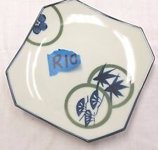 Small Square Sushi Plate R10