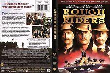 Rough Riders ~ New DVD ~ Tom Berenger, Sam Elliott, Gary Busey (1997)