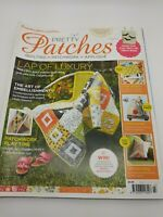 Pretty Patches Magazine Quilting Patchwork Applique #7 Sept/Oct 2014 - BRAND NEW