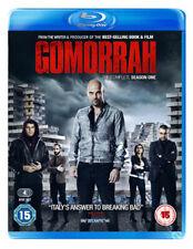Gomorrah (Complete Season 1) NEW Cult Blu-Ray 4-Disc Set S. Sollima M. D'Amore