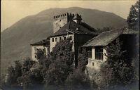 Castel Durrenstein AK ~1920/30 Burg Castle Castello Foto Peter Merano ungelaufen