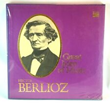 Great Men of Music Hector Berlioz Time Life  Box Set  NEW Factory Sealed Classic
