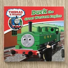 NEW Duck The Great Western Engine (Book 21) - Thomas The Tank Story Books