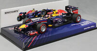 Minichamps Red Bull Racing RB9 Brazil 2013 Mark Webber Last Race 410130102 1/43