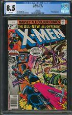 X-Men #110 CGC 8.5 VF+ Rare UK (Pence) Variant Phoenix Joins the X-Men