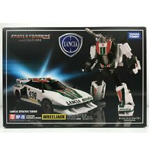 Transformers Masterpiece MP-20 Wheeljack Takara Stratos K.O. Action Figure Toys
