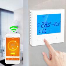 Programmable WiFi Wireless Heating Thermostat Digital LCD Screen App Control