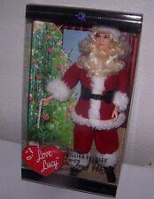 BARBIE I LOVE LUCY CHRISTMAS SANTA FRED MERTZ LE 999