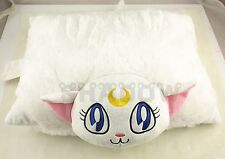 Sailor Moon Series ARTEMIS Happy Cuddle Cushion Transforming Soft Pillow