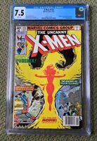 THE UNCANNY X-MEN #125 1979 Marvel Comics CGC 7.5 Wolverine