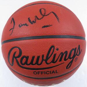 James Worthy Los Angeles Lakers Autographed Signed NBA Rawlings NCAA Basketball