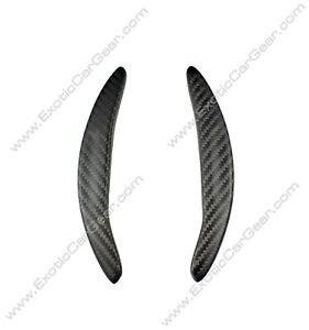 McLaren 720S Carbon Fiber GT Paddle Shifters - Matte