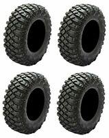 Full set of Pro Armor Crawler XR 8ply 28x10x14 ATV Tires