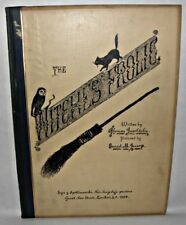 The Witches Frolic- Thomas Ingoldsby, Large Book, Dated 1888 - Rare