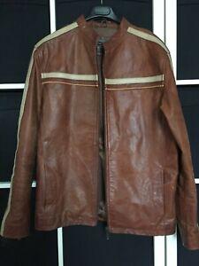 AVIATRIX Leather Jacket size S