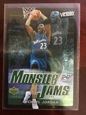 2003-04 Upper Deck Victory Monster Jams Michael Jordan Card #212