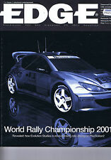 WORLD RALLY / DREAMCAST DAYTONA	Edge Magazine	no.	91	December	2000