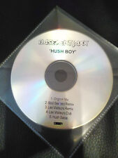 BASSMENT JAXX - HUSH BOY ( DJ REMIXES - CD ) RARE PROMO