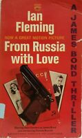 From Russia with Love by Ian Fleming James Bond 1957 Paperback