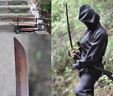 A Set 3 Japanese Samurai Sword Katana Red Pattern Steel Full Tang Blade sharp