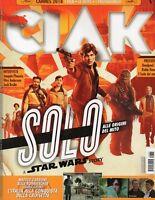 Ciak 2018 5.Alden Ehrenreich-Star Wars Story,Steven Soderbergh,Kyle Chandler