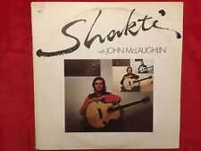 SHAKTI / JOHN McLAUGHLIN  LP  1980  COLUMBIA  PC-34162   JAZZ / ROCK    USA   NM
