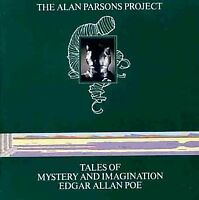 The Alan Parsons Project - Tales Of Mystery And Imagination [CD]