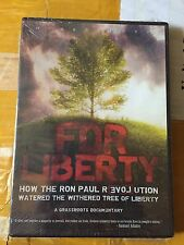 For Liberty How The Ron Paul Revolution Watered The Withered Tree Of Liberty Dvd