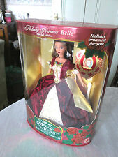 Estilo De Barbie Coleccionistas Bella Y La Bestia 1997 Muñeca encantado Navidad Belle