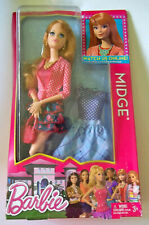 Rare Barbie Nrfb Life In Dreamhouse Midge Articulated New! Box Has Shelf Wear