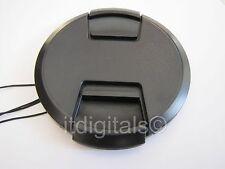 Front Lens Cap For Pentax SMC P DA 18-250 mm F/3.5-6.3 Lens Snap-on Dust Cover