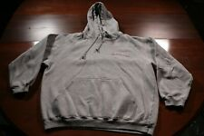 Vintage Harvard Hooded Sweatshirt Gear for Sports M Gray Hoodie