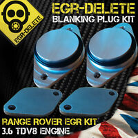RANGE ROVER Vogue and SPORT 3.6 TDV8 EGR Removal /Blanking plate DELETE kit