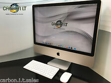 "CHEAP Apple iMac 24"" 8.1 Intel Core 2 Duo 2.80GHz 4GB RAM 500GB HDD OS X 10.11"