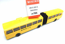 PTT MB ARTICULATED BUS WIKING HO 1:87 #3171