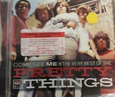 THE PRETTY THINGS -COME SEE ME THE VERY BEST *CD NEW SEALED NUOVO SIGILLATO RARO