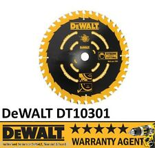DeWALT DT10301 Cordless Extreme Circular Saw Blade 165mm x 20mm 40 Tooth DCS391