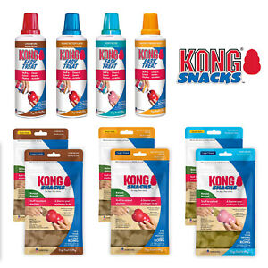 KONG Snacks & Easy Treat - Puppy & Adult Dog - Chicken, Liver, Bacon - Stuff ...