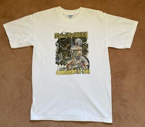 Iron Maiden t shirt Mens Size M