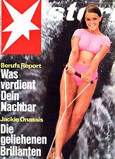 Magazine Star No 26 V 1969, Jackie Onassis; Gustav Heinemann; Rod Steiger